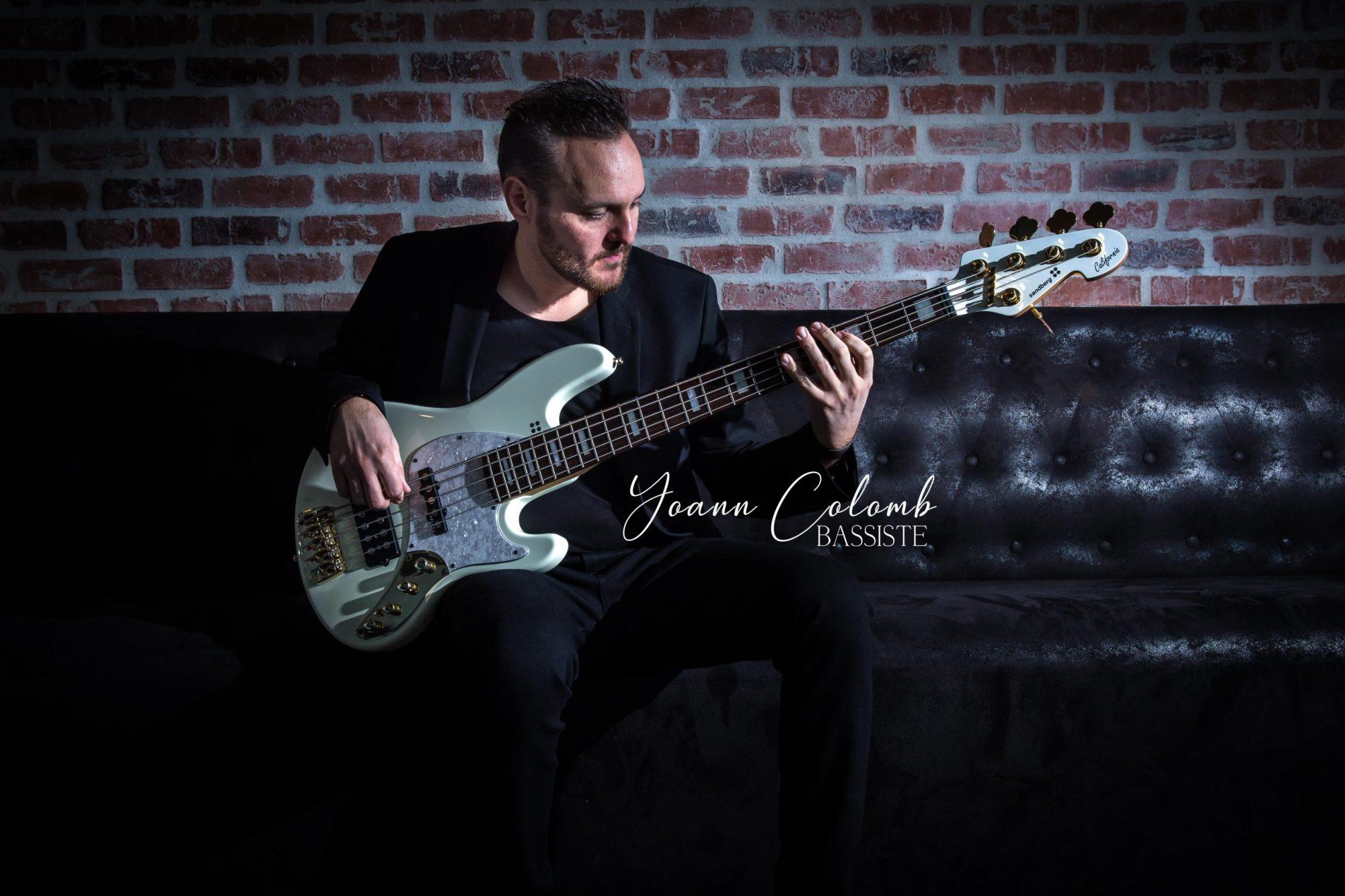 Yoann Colomb - bassiste